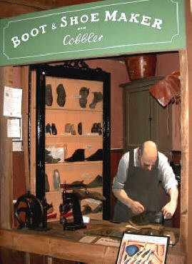 Boot and shoe maker